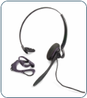 Plantronics H141N Convertible Headset